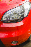 Cars headlight Royalty Free Stock Photography