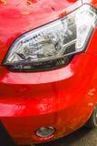 Cars headlight Royalty Free Stock Photography