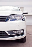 Cars headlight Royalty Free Stock Images