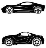 Cars logo template Royalty Free Stock Photo