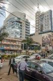 Cars in Nairobi Stock Photos