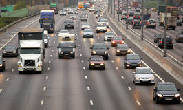 Free Cars On The Road Royalty Free Stock Photos - 21763568