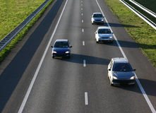 Free Cars On The Road Stock Photos - 4481263