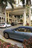 Moana surfrider valet Royalty Free Stock Photo