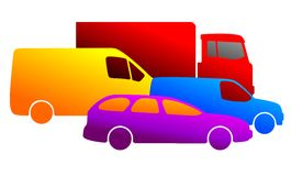 Cars vector illustration