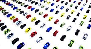 Cars Thumbnail Stock Photo