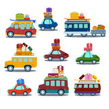 Cars to Travel Stock Photo