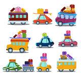 Cars to Travel Royalty Free Stock Images