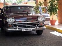 Cars Of Varadero Cuba Royalty Free Stock Image