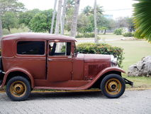 Cars Of Varadero Cuba Stock Photo