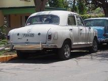 Cars Of Varadero Cuba Stock Image