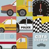 Cars vector Stock Photos