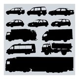 CARS (vector) Stock Photo