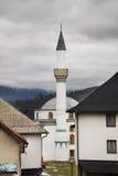 Carsijska dzamija in Jajce. Bosnia and Herzegovina.  Stock Photography
