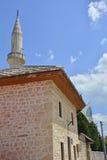 Carsijska Mosque in Stolac Stock Photos