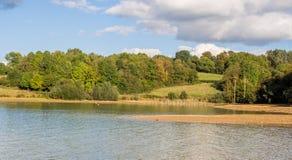 Carsington water Royalty Free Stock Photo