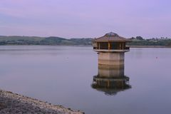 Carsington water Royalty Free Stock Photography