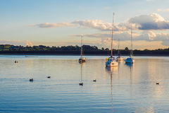 Carsington water Stock Photography
