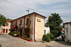 Carsja, Skopje Fotografie Stock