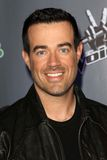 "Carson Daly. At NBC's ""The Voice"" Press Conference, LA Center Studios, Los Angeles, CA. 03-15-11 Royalty Free Stock Photography"
