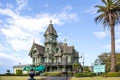 Carson Mansion imagem de stock
