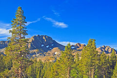 Carson Pass Royalty Free Stock Image