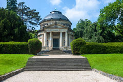 Carstanjen mausoleum in Bonn Stock Image