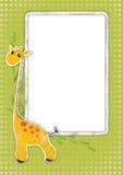 Cartão 11 dos miúdos Fotografia de Stock Royalty Free