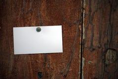 Cartão fotos de stock