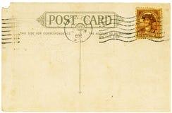 Cartão antigo Fotos de Stock