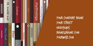 Cartão. Cartão de papel do vetor. Foto de Stock Royalty Free