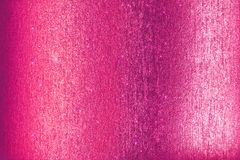 Cartão cor-de-rosa bonito do ouro especialmente para o dia de Valentim e pares novos do casamento Imagem de Stock Royalty Free
