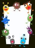 cartão da celebração ou do convite Imagem de Stock