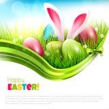 Cartão da Páscoa
