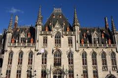 Cartão de Bruges 23 Fotos de Stock