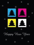 Cartão de CMYC Fotos de Stock