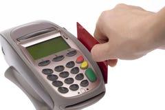 Cartão de crédito 1 Imagens de Stock