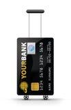 Cartão de crédito ilustração stock