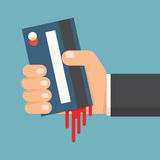 Cartão de crédito imagens de stock