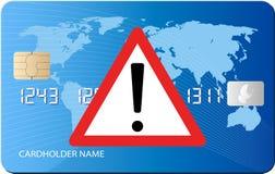 Cartão de crédito Imagem de Stock Royalty Free