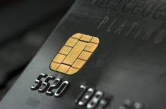 Cartão de crédito Fotografia de Stock Royalty Free