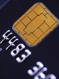 Cartão de crédito Imagem de Stock