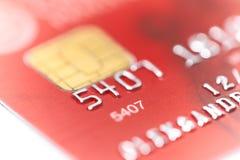 Cartão de crédito Foto de Stock Royalty Free