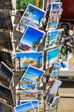 Cartão de Cuba Fotos de Stock Royalty Free