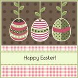 Cartão de Easter Foto de Stock Royalty Free