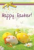 Cartão de Easter No. 2 Imagens de Stock