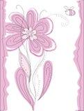 Cartão de Holyday Imagens de Stock Royalty Free