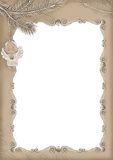 Cartão de Natal 16 Foto de Stock Royalty Free