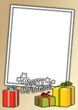 Cartão de Natal 17 Imagem de Stock