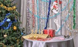 Cartão de Natal 2016 Imagem de Stock